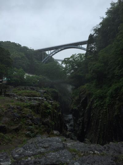 九州縦断の旅 ④ 高千穂 日南編