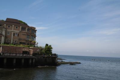 初夏を感じる江ノ島、鎌倉へ