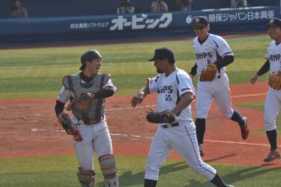 【社会人野球】都市対抗野球西関東予選 三菱日立パワーシステムズ横浜VS東芝。コラレス、ロマンスキの活躍。