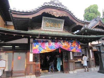 石手寺→道後温泉→子規堂→大山祇神社 1
