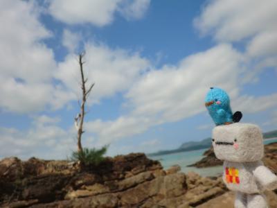 GW沖縄本土旅行①カヌチャリゾートホテル