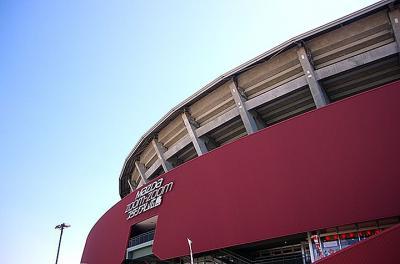 マツダズームズームスタジアムで生まれて初めての巨人戦を観戦しました