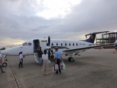 2015 ミャンマー・タイ2泊4日弾丸の旅 2 ヤンゴン1泊→早朝バガンへ移動