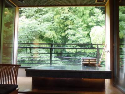箱根あじさいとプチ観光と癒しの温泉♪宿泊は花紋『rocca』語(・ω・)/♪