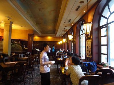 久しぶりの上海5★オールド上海の雰囲気そのまま…の徳大西菜社で食事