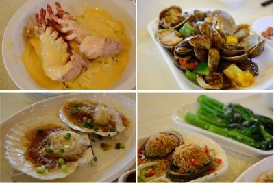 香港の離島で癒される3★おまけの西貢★ミシュランで紹介された海鮮レストランで夕食 全記海鮮酒家