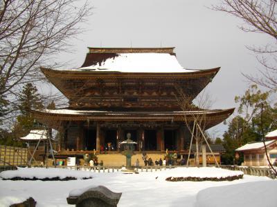 2011新春乗り鉄旅「雪景色の吉野へ」