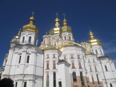 ロシア正教の源泉、キエフの教会群