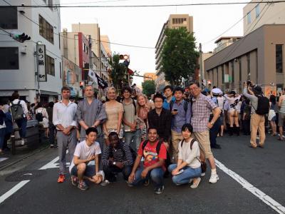 博多祇園山笠のクライマックス~追い山2015