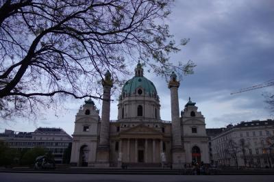 2015あこがれのオーストリア・ドイツ一人旅ーその2出発&ウィーン