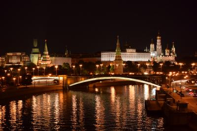 地下鉄駆使してモスクワあちらこちら
