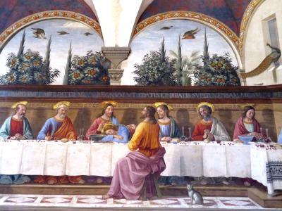 2015年 祝 イタリア美術館写真撮影解禁 フィレンツェ・サンマルコ修道院と最後の晩餐めぐり