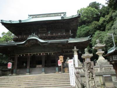 四国関西旅③ 香川県、金比羅宮。きつい階段昇降も楽しい思い出