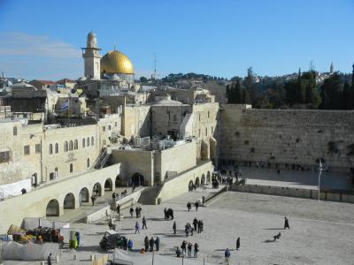 イスラエル周遊④エルサレム旧市街