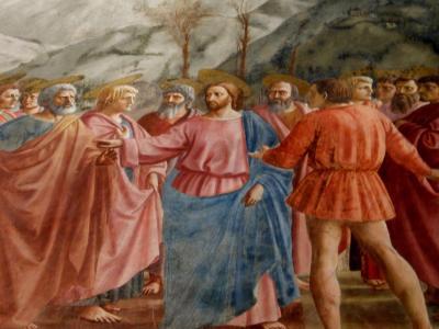 2015年 祝 イタリア美術館写真撮影解禁 フィレンツェの礼拝堂 (ルネッサンスの曙 ブランカッチ礼拝堂のフレスコ画を中心に)