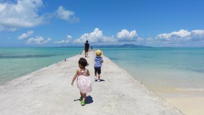 2013年 夏 マイルで沖縄① ちゅら海水族館・竹富島サイクリング