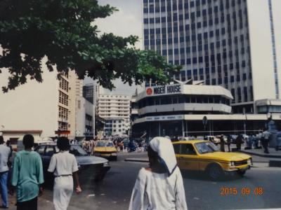 (10)1987年サハラ砂漠縦断 西アフリカと中央アフリカ横断の旅12か国64日間⑲ナイジェリア(ラゴス)