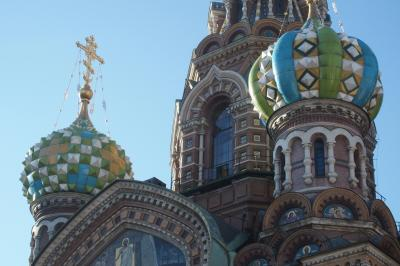 ジャンボでロシア3泊  5−サンクトペテルブルグ3