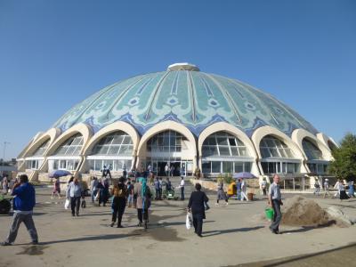 SWウズベキスタン&トルクメニスタン(6) タシケント