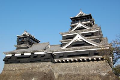 さすがは天下の名城、熊本城