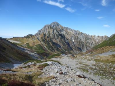北アルプス♪大日三山縦走登山&悪天候で剱岳を断念して剱沢~室堂~弥陀ヶ原~称名滝をトレッキング