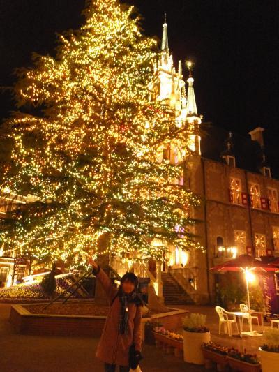 2014  光のクリスマス in ハウステンボス 夜の部