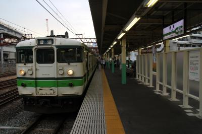 東京から函館へ鉄道旅−2 羽越線に乗って