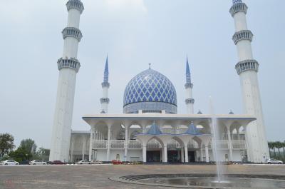南国物語(マレーシア旅行 クアラルンプール郊外観光)