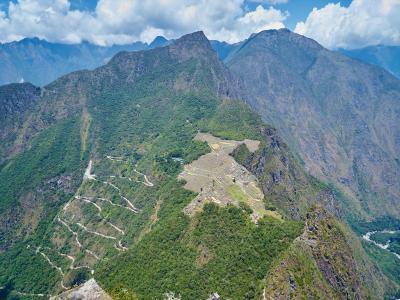 ANAビジネスクラス・スタッガードシート&エアカナダ・ビジネスクラスで行く南米(ペルー・メキシコ)12日間 ~ワイナピチュ登山編~