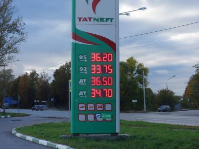 ガソリンが安いロシア。リッター90円!ホントー?