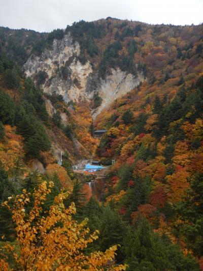 2015 紅葉の姥湯温泉1泊2日