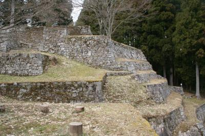 1泊2日で松阪城跡と岩村城跡に行ってきた