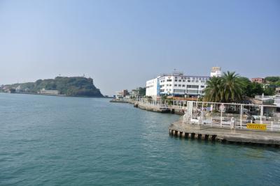 1月台湾の旅(2)~旗津でサイクリング♪そして高雄の定番スポットへ