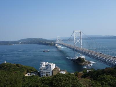 神戸~四国への3泊4日の旅(2日目)