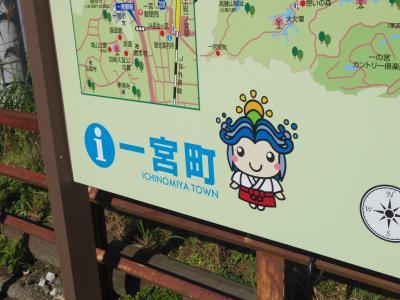 ちいさな一宮と太平洋 玉前神社('15)