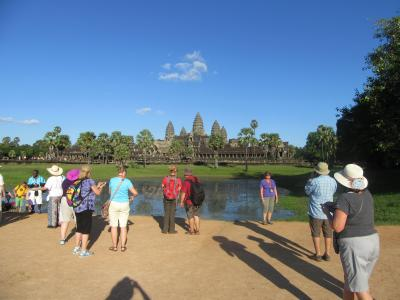 カンボジア1人旅