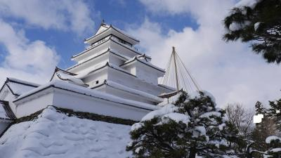 201412南東北・新潟旅行 初日 【会津若松】