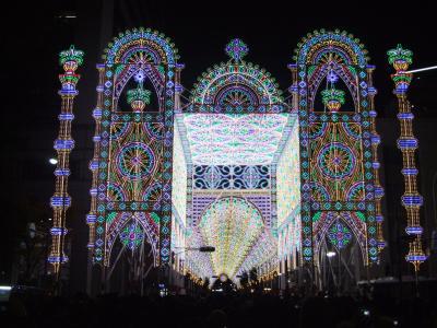 第21回 神戸ルミナリエが開催されました!