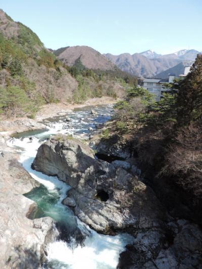 鬼怒川温泉_Kinugawa Onsen かつての日光詣での大名と僧侶の湯治場!風光明媚な渓谷を望む温泉