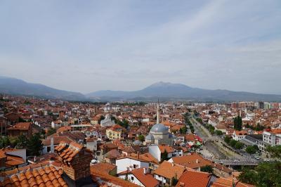 コソボ第二の都市、プリズレン