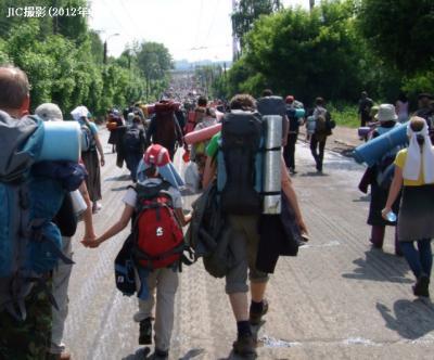 キーロフ十字架行進 ロシアの心、ロシアの自然を体感した5日間(16)