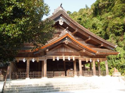 初めての鳥取&島根の旅【5】二日目・松江から清々しさに満ち溢れた美保神社へ