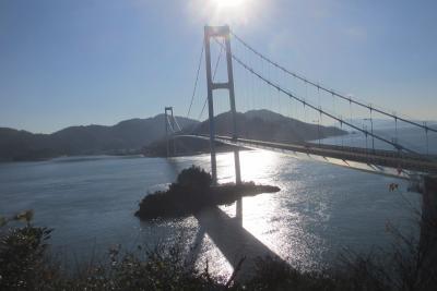 のどかな海景色 とびしま海道 下蒲刈島三之瀬の町を散策 宿泊は上蒲刈島の温泉 1日目