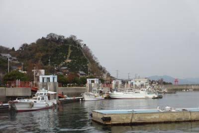 のどかな海景色 とびしま海道 豊島 豊浜の町を散策 2日目午前