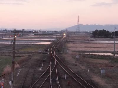青春18きっぷで徳島から東京まで。