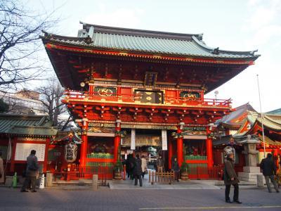 旦那と車で東京へ ② 《神田明神参拝と、ちょっと秋葉原にも行ってみました》