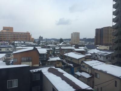 週末は秋田出張。
