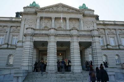 2016 迎賓館赤坂離宮 前庭 一般公開