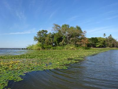 4連休でニカラグア(1) グラナダからニカラグア湖の群島をボートクルーズ