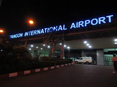 2016旧正月ミャンマー02★14年ぶりのヤンゴン★港龍航空利用 香港からヤンゴンへ!